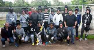 B-Junioren Paintball 2016